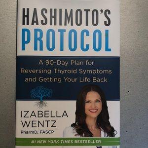 🌟 Hashimoto's Protocol-Izabella Wentz-Hardcover